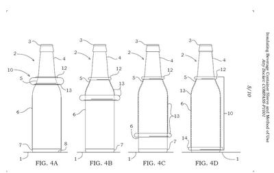 Beer Rubber Patent