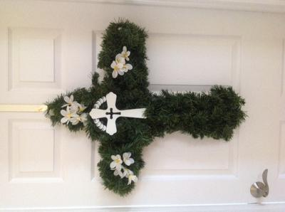 Easter ChristWreath