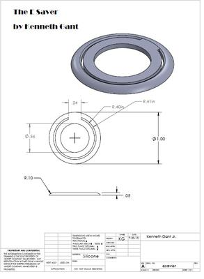 E-Saver CAD Prototype