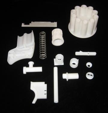 Various SLS Parts