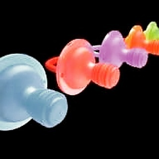 The Stimulating Pacifier Prototypes